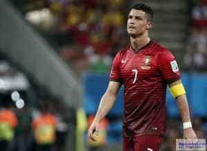 Angry Cristiano Ronaldo Destroys TV Reporter's Equipment